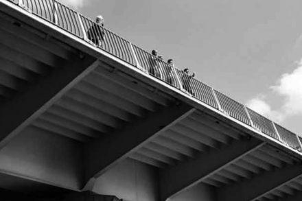 Leeftijd Erasmusbrug Rotterdam de zwaan 20 jaar