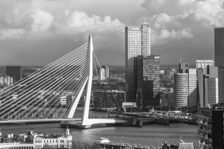 Tas Skyline Rotterdam