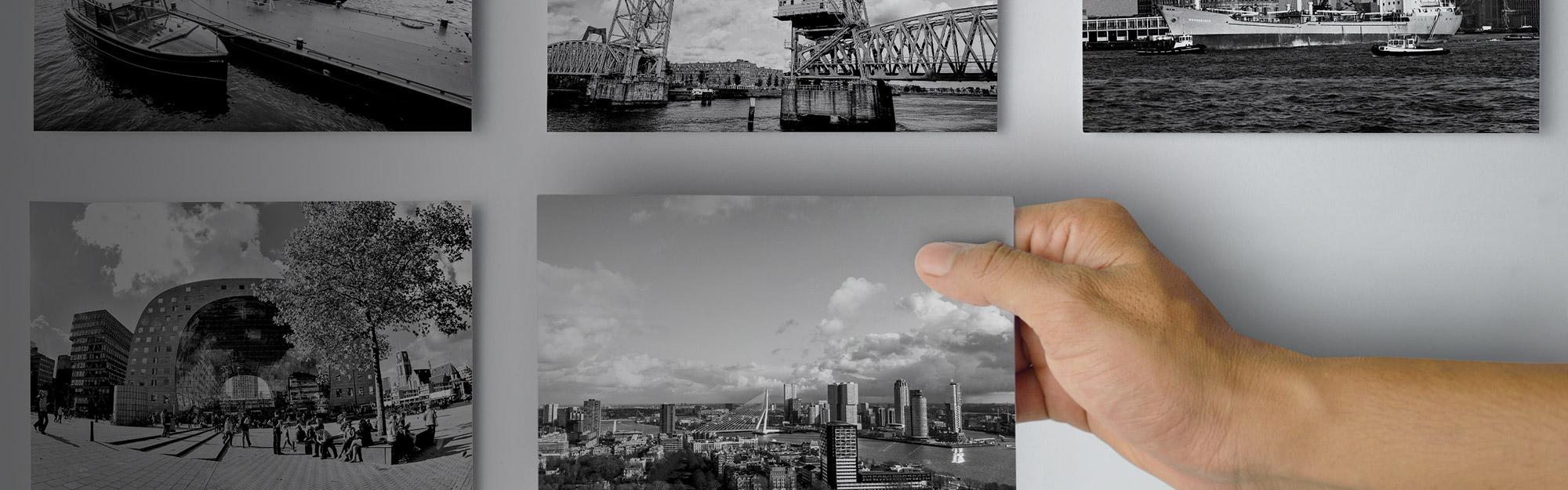 Rotterdam ansichtkaarten